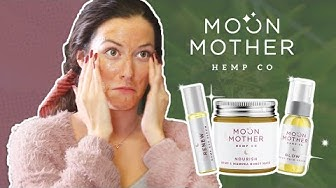 We Tried Moon Mother's CBD Beauty System for a Week - Here's What Happened.