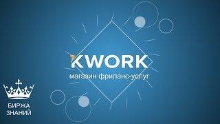 Как люди зарабатывают на магазине фриланс услуг kwork миллионы?