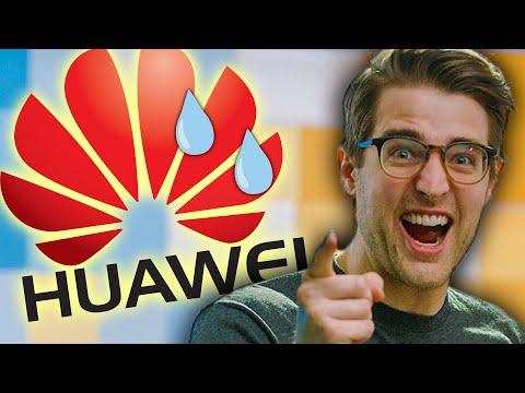 GOTCHA, Huawei! (...not really)