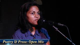 You and Born to Shine by Miranda Poetry & Pose Open Mic 2017