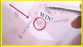 Lottery Winner Secret Technique to win Consistently (Guide Explained)