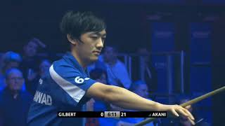 Sunny Akani Vs Gilbert •R2• |Coral shoot out 2018|