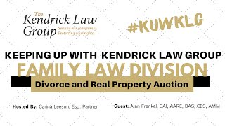KUWKLG: Divorce and Real Property Auctions