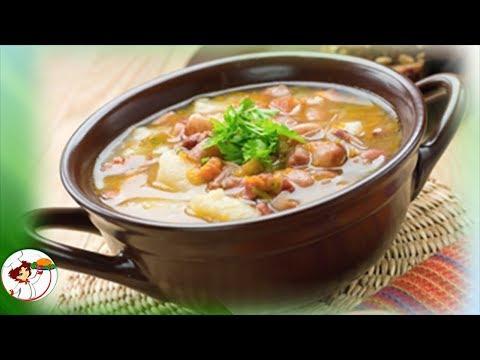 Суп крестьянский. Сытный, наваристый и безумно вкусный!