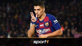 Der Juve-Plan mit Suárez | SPORT1