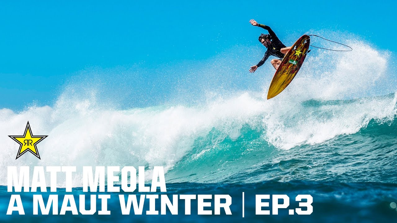 Matt Meola | A Maui Winter | EP 3