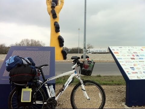 Cycling in France: Angers to Clermont Ferrand