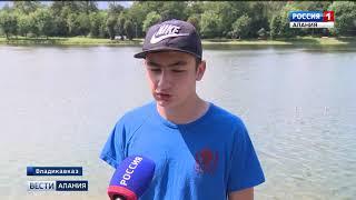 На водной станции Владикавказа прошли соревнования по судомодельному спорту