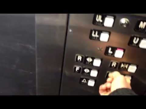 Schindler Elevator at the Pittsburgh Zoo's PPG Aquarium in Pittsburgh Pennsylvania