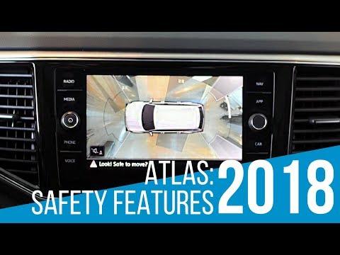 2018 Volkswagen Atlas: Safety Features
