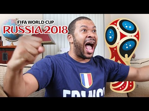 Fans During The World Cup