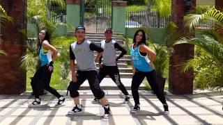 """Atrevete"" grupo BIP, zumba fitness ZIN 56 by: Honduras Dance Crew"