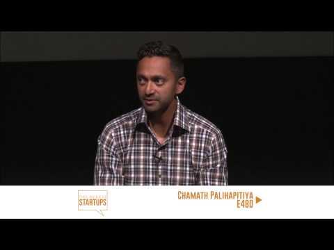Social + Capital's Chamath Palihapitiya on...