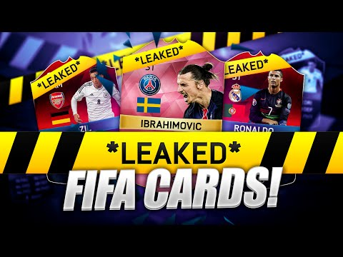 NEW LEAKED CARDS?!