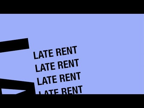 late rent