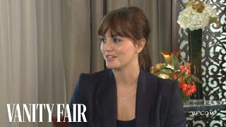 Leighton Meester Talks to Vanity Fair's Krista Smith About the Movie