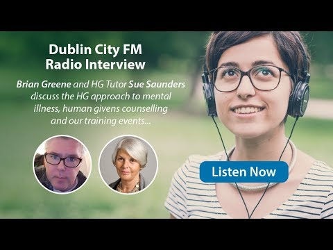 Dublin City FM Radio Interview | Sue Saunders and Brian Greene
