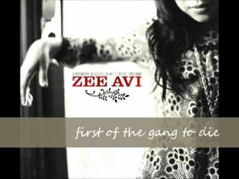 Zee Avi - First Of The Gang To Die