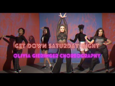 Get Down, Saturday Night