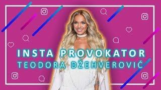 Insta provokator: Teodora Džehverović se udaje!