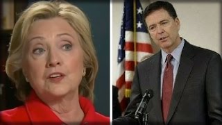 BREAKING: FBI REACTS TO 'CLINTON WARRANT' ACCUSATIONS WITH UNEXPECTED RESPONSE ABOUT TOP SECRET INFO