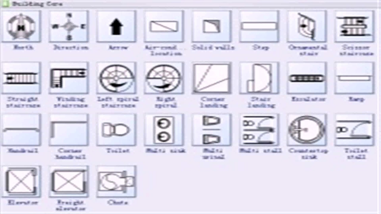 Kitchen Floor Plan Symbols Ppt   YouTube