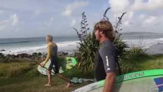 Starboard Team Training in New Zealand
