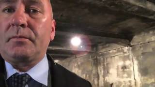 Clay Higgins has a message for America -- from Auschwitz