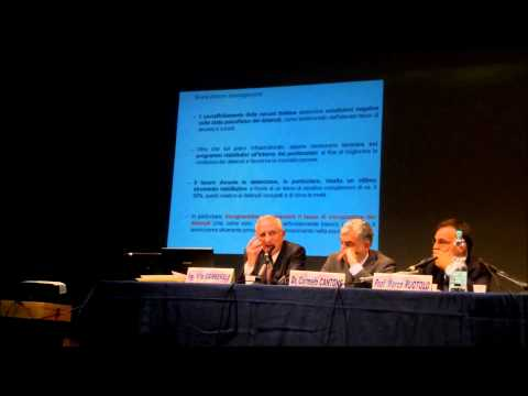 Vito Gamberale: detenuti ed occupazione