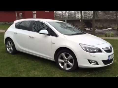 Opel Astra j 1.4 turbo 2011 - YouTube