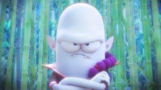 Spookiz | Cula loses his hair? | 스푸키즈 | Funny Cartoon | Kids Cartoons | Videos for Kids
