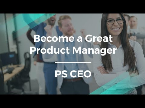 How to Become a Successful Product Manager by Product School CEO