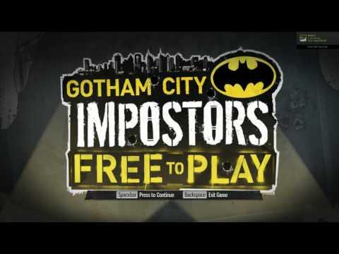 Gotham City Imposters liveStream