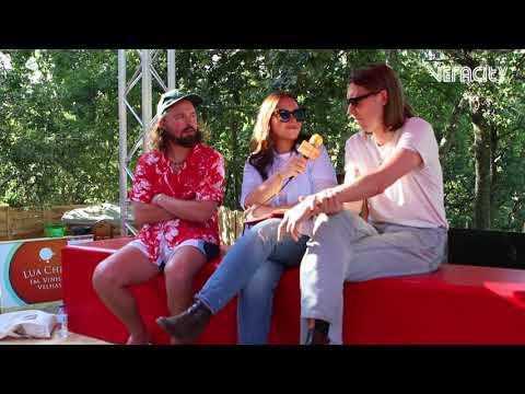 Alex Cameron And Roy Molloy Interview At Vodafone Paredes De Coura Festival '17