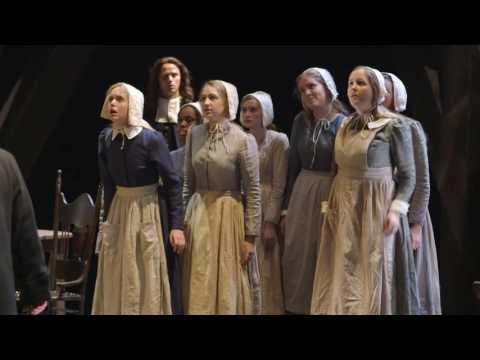 Arkansas Repertory Theatre, The Crucible