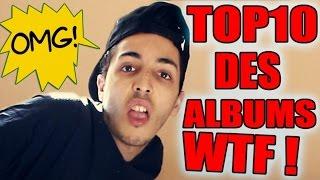 TOONY - TOP 10 des albums WTF !