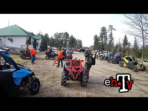 I'm ready to ride, Let's go! (Dungannon Mud Bogs 2018)