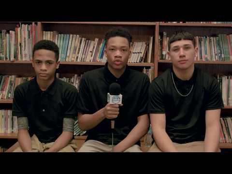 Camden Students Present: Black History Lessons - Crispus Attucks