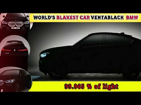 Download This vantablack exclusive BMW is tha darkest car in the world    BMW blakest car    #bmw #Daringfact
