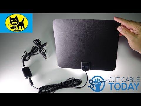 Lovebay 1080P Digital HDTV Antenna 50 Miles Range