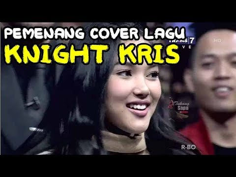 SHAKIRA JASMINE Pemenang Cover Lagu KNIGHT KRIS - Hitam Putih 7 Desember 2017