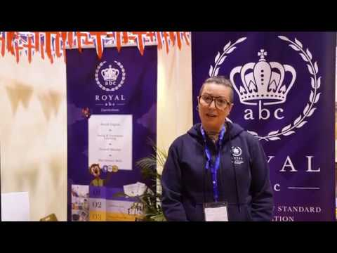 Dr Polly McGee from RoyalABC, LTE 2017 exhibitor, talks about the Expo