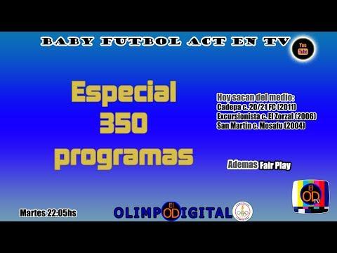 Baby Fubol ACT en TV - 63 (350)