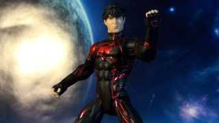 R323 DC Collectibles Teen Titans New 52 Superboy Review