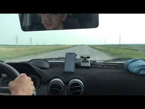 День 4. Дорога Самара - Саратов. 2500 км.