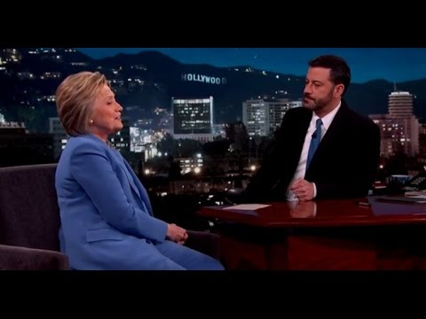 Analysis of Hillary Clinton's Interview on UFOs with Jimmy Kimmel