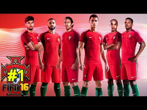 PORTUGAL PREPARAÇÃO EURO 2016 #1 | EQUIPAS DE INSCRITOS