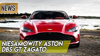Nowy Aston Martin DBS GT Zagato, Abarth 695 70 Anniversario, ceny Polestar - #292