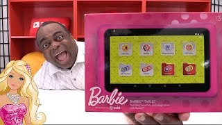 A BARBIE TABLET! [Unboxing]