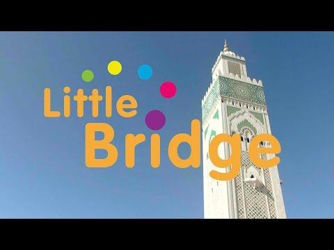 Little Bridge in Casablanca
